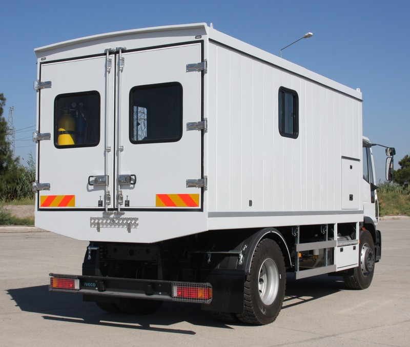 Mobile Repair and maintenance vehicle supplier