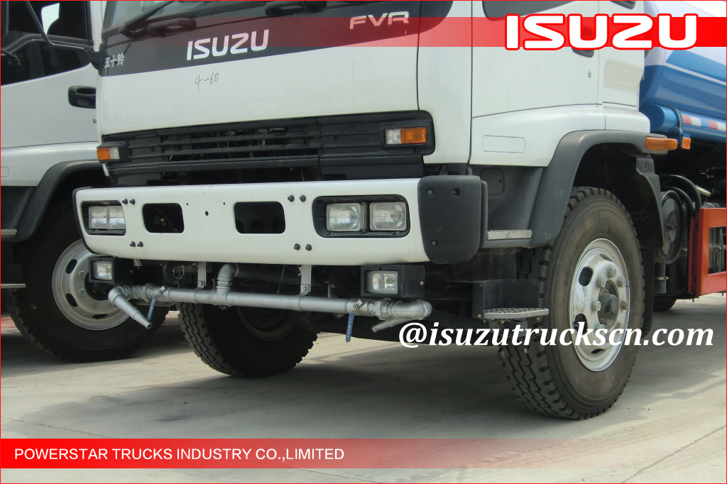15000L Isuzu Water Tank Trucks/ City Clean Truck/Sprinking Truck
