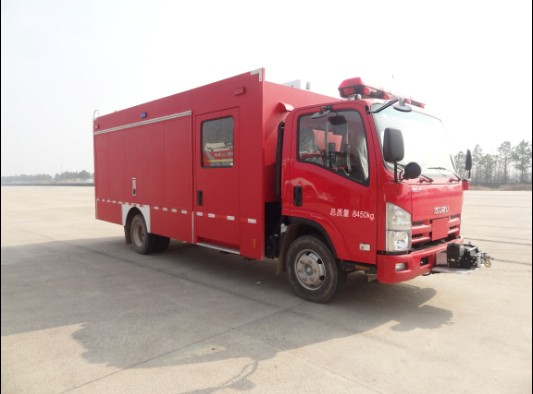 ELF fire equipments vehicle emergency fire truck