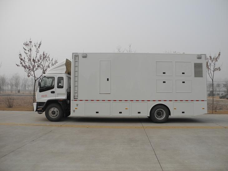 Isuzu p16 mobile television advertisement truck,mobile truck led tv screen,led display