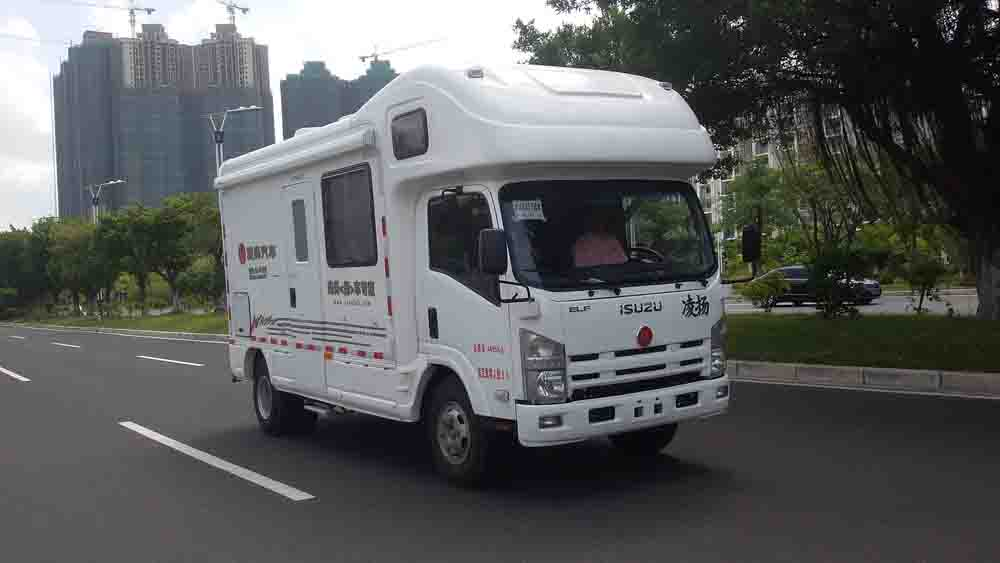 Isuzu elf Leisure accommodation vehicles residence vehicle