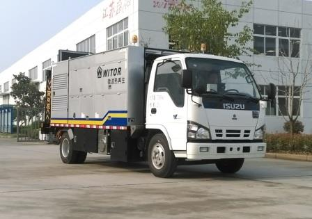 1000L Isuzu bitumen road Maintenance Truck