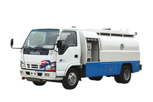 Isuzu Fuel Tank Truck Excellent Quality for Africa Market