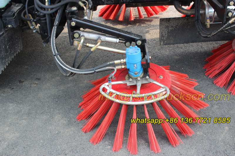 side brush for Road Sweeper Truck Isuzu