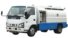 ISUZU OIL TANKER TRUCKS