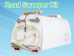 road sweeper kit for road sweeper truck up structure