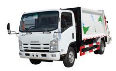Refuse compactor Truck Isuzu