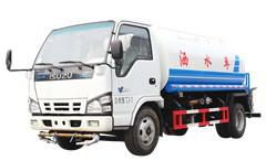 water bowser truck isuzu 5000L