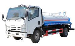 Water Tanker Truck Isuzu
