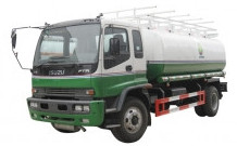 water cart Isuzu 14000L