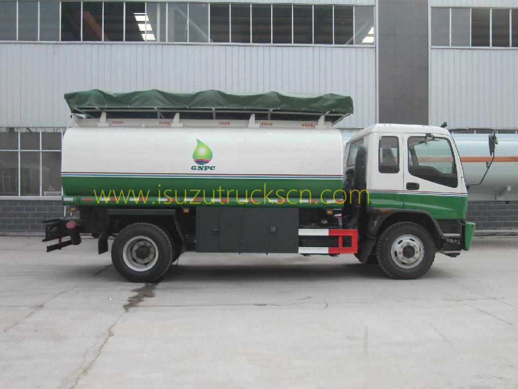 Water Cart ISUZU Watering Trucks 14000L pictures