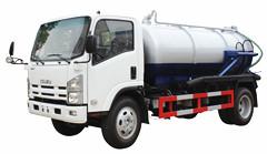 Vacuum Truck Isuzu NPR