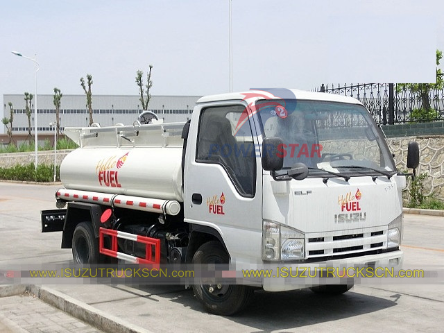 picture for Refueling Truck Isuzu (3,000L)
