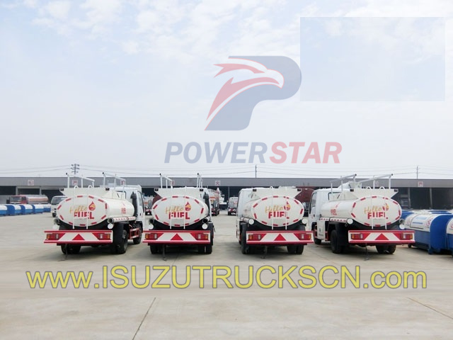 Refueling Truck Isuzu (3,000L) picture and specifications