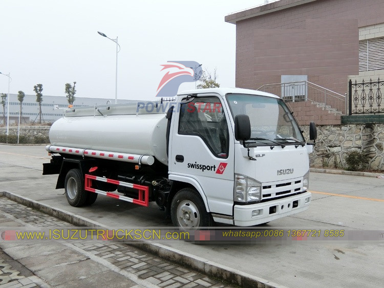 detail picture for diesel tank truck