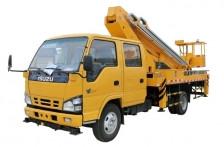 Telescopic Boom Crane Isuzu crane trucks