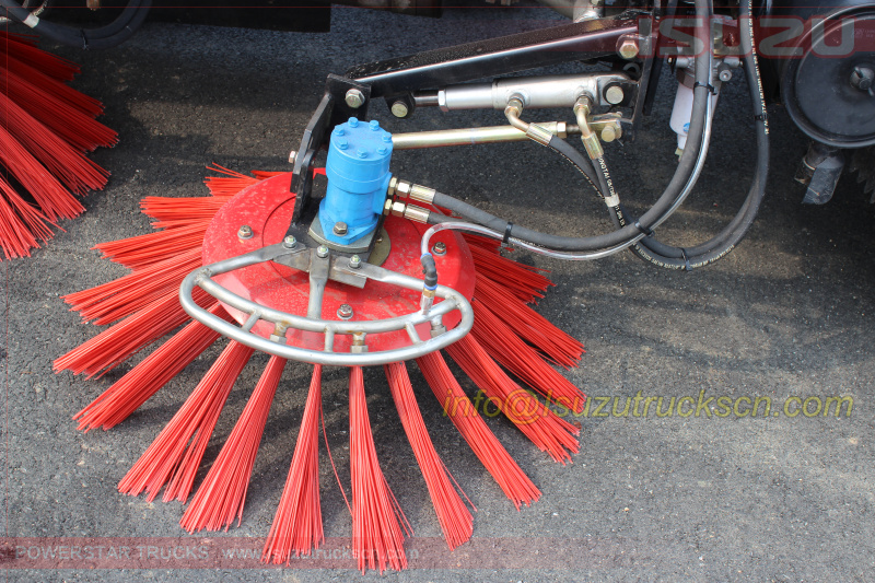 Street Sweeping Brooms Road sweeper Brushes