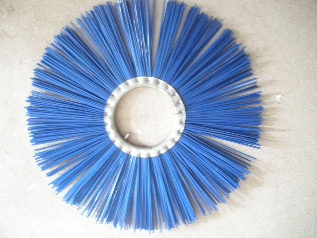 Hot Selling Road Sweeper Brushes In China Powerstar Trucks
