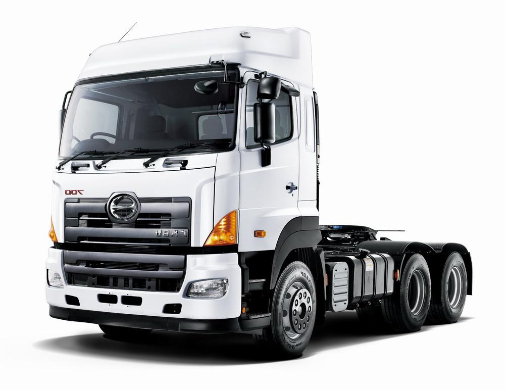 Prime Mover GAC hino Tractor head trucks