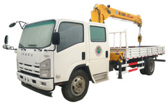 Isuzu Trucks mounted Crane Isuzu Crane trucks