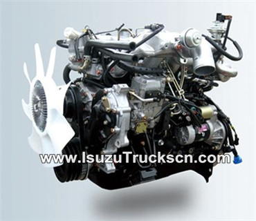ISUZU water truck engine 4JB1CN 98HP picture