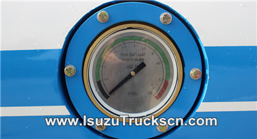 water leverl gauge for isuzu water bowser