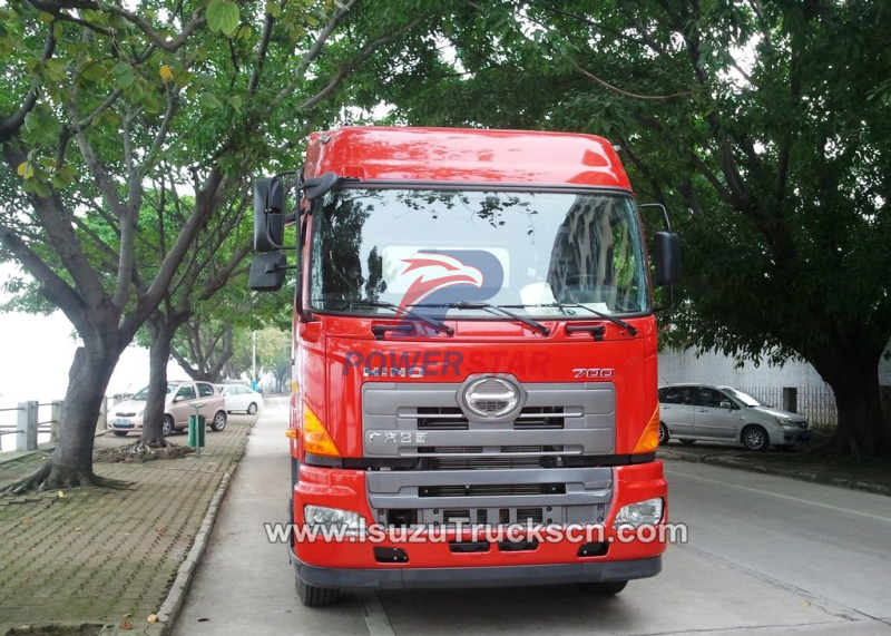 Tractor Truck GAC HINO700 Heavy Trailer Head Truck For Sale