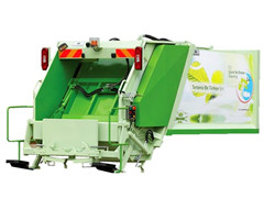 5CBM garbage compactor kit for sale