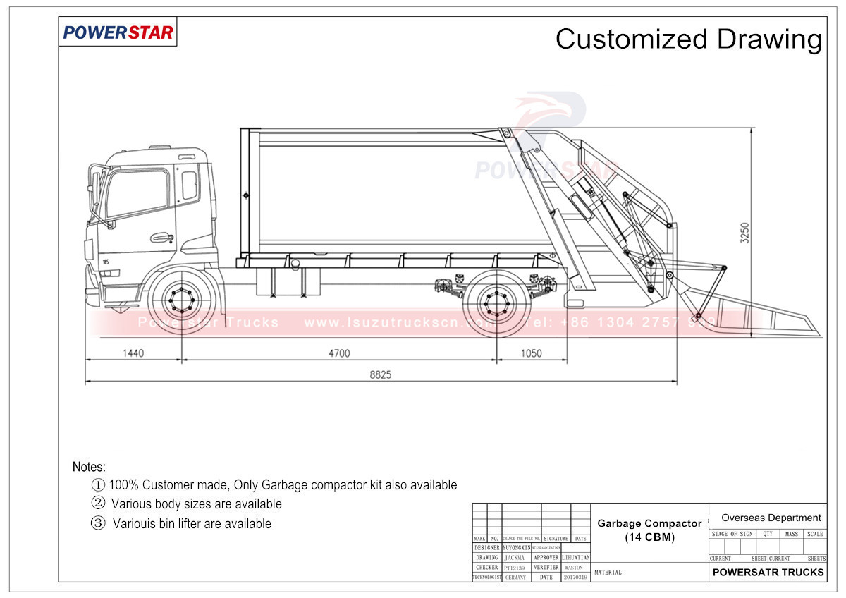 attractive garbage truck parts diagram collection