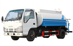 water tank truck Isuzu water sray truck for sale
