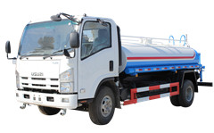 Powerstar brand water sprinkler Isuzu water spray truck