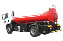 ISUZU Fuel Transportation Vehicles Fuel Tank Truck Diesel