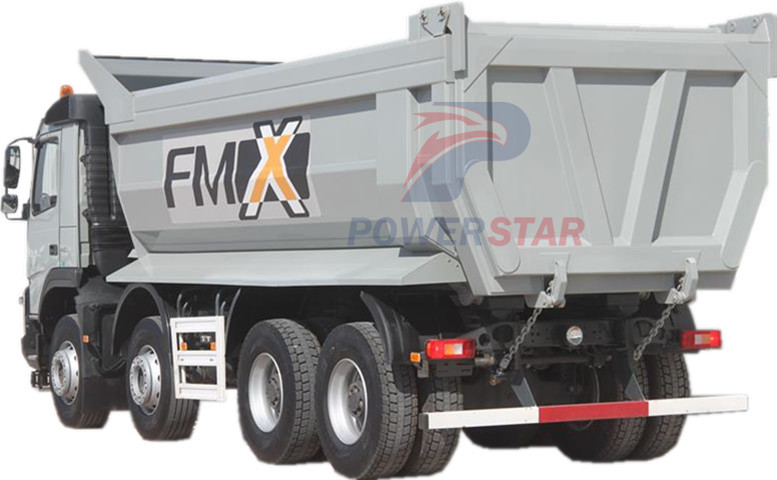 heavy duty dumper truck Hino700