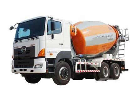 Concrete Mixer truck GAC Hino 700