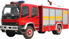 FIRE TENDER VEHICLE Isuzu FVR