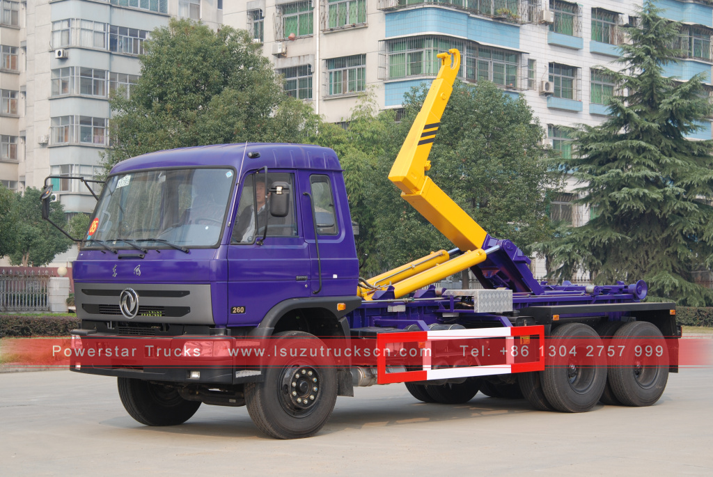 Swing Arm Lift For Pickup : New style tons hydraulic lifter container hook lift