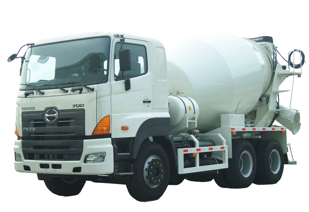 HINO Transit Mixer Truck for sale
