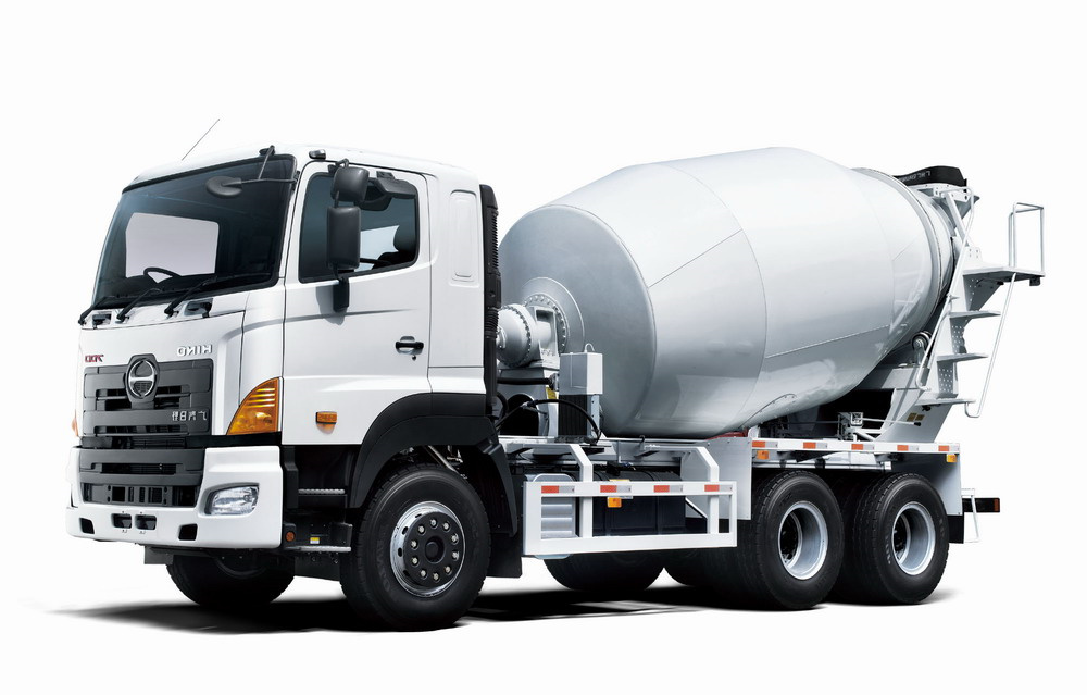 HINO Cement mixer truck for sale