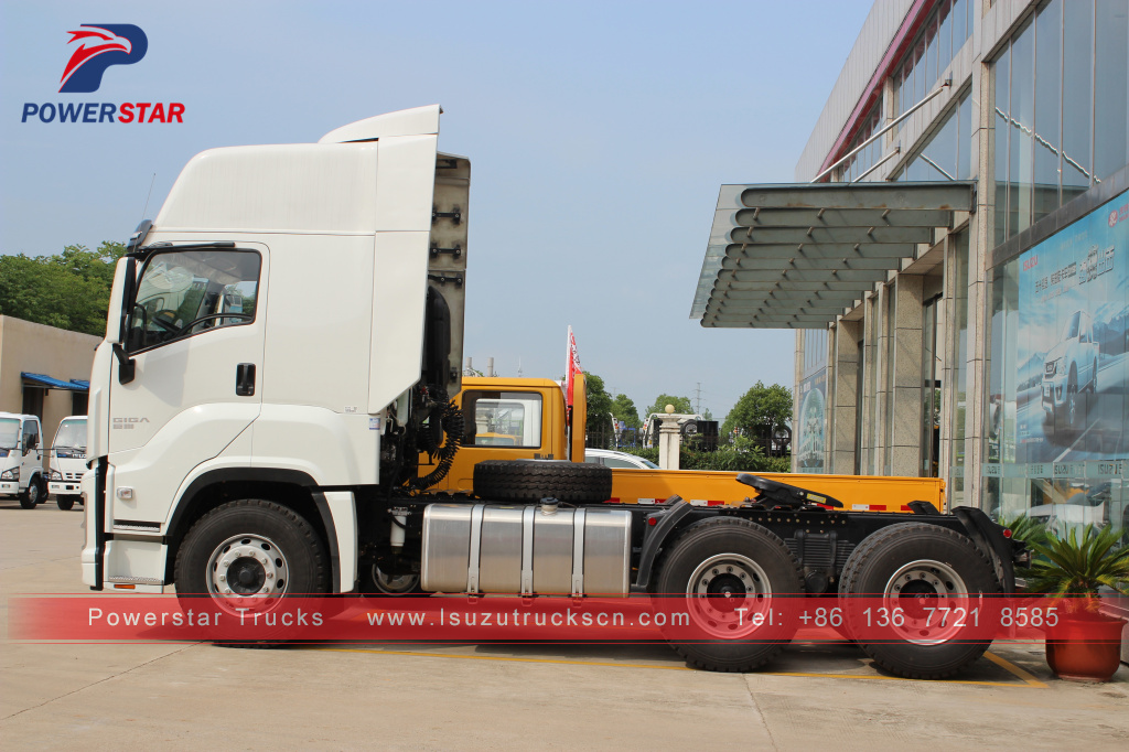 ISUZU GIGA Tractor Head Truck Prime Mover for sale
