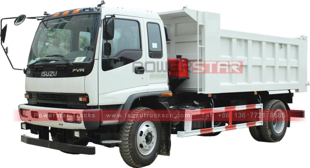 ISUZU FVR Dump Tipper Trucks