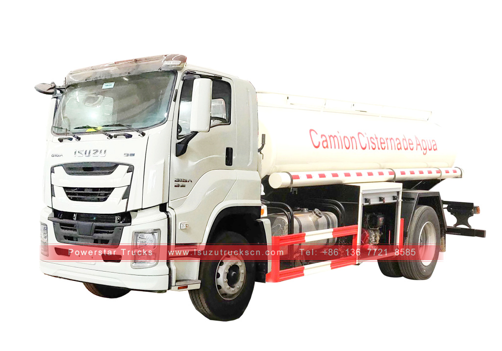 ISUZU GIGA Water transport truck