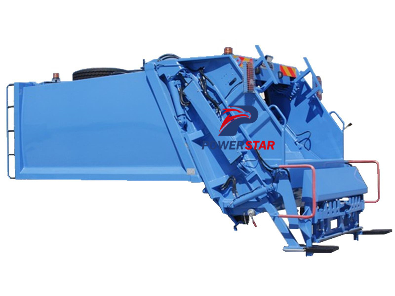 Waste compactor body kit for sale
