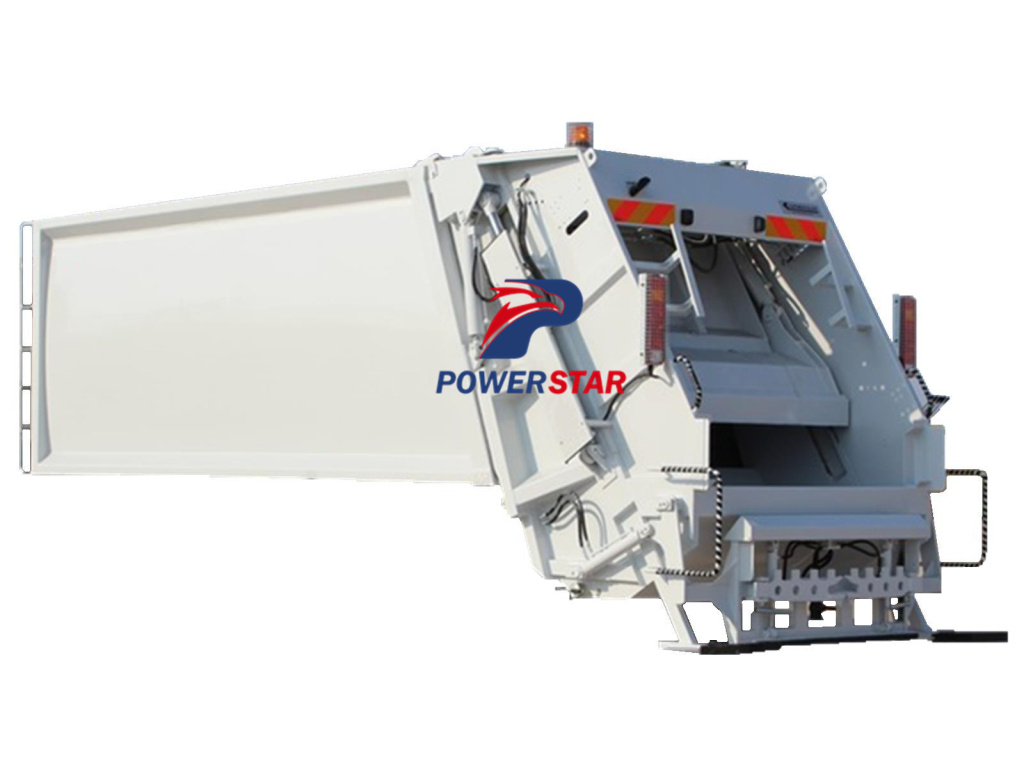 Garbage compactor truck hydraulic body kit for sale