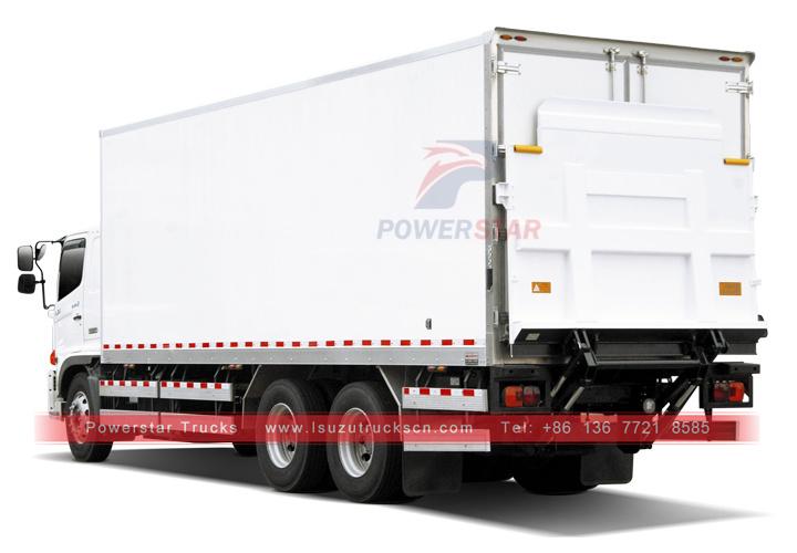 ISUZU GIGA Refrigerated Frozen Truck Reefer Chiller Trucks for sale