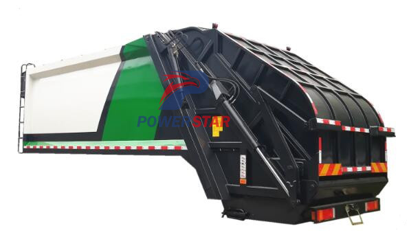 16tons Trash compactor body