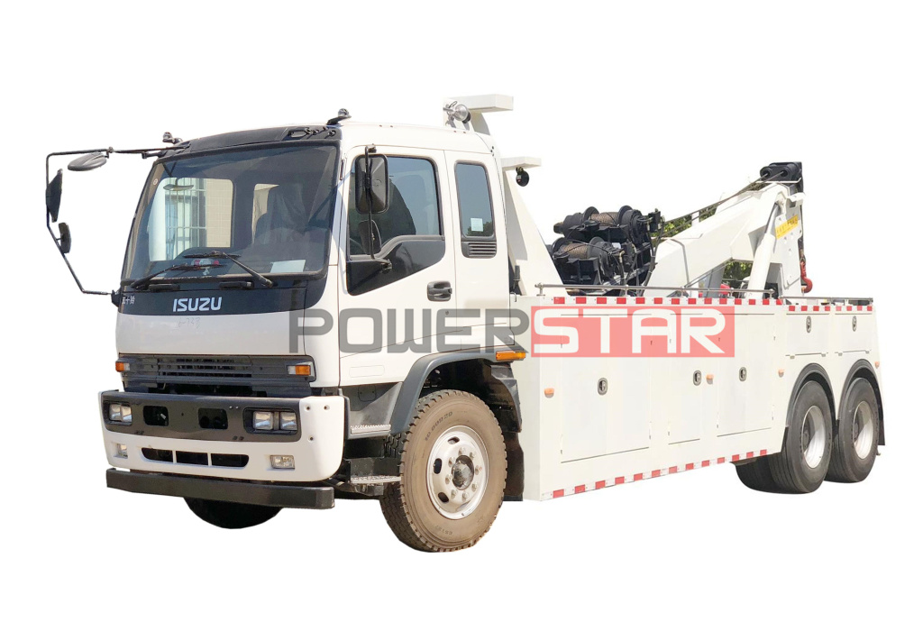 2020 Brand new breakdown recovery truck ISUZU rescue towing vehicle for sale