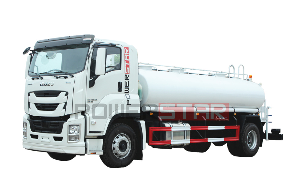 ISUZU GIGA VC61 Drinking water delivery tank trucks