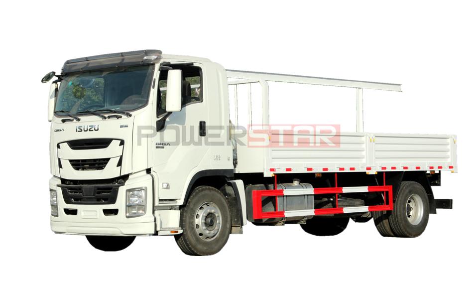 ISUZU Vans GIGA Cargo Dropside Lorry Trucks
