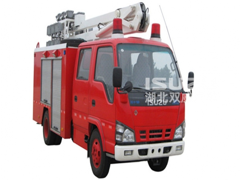 Bset Japanese Isuzu Lighting Fire Truck for sale
