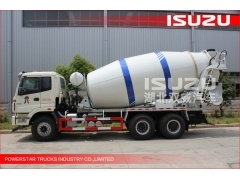 Quality 10m3 12m3 Top quality Isuzu Cement Truck Mixers